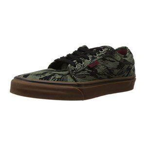 Vans Chukka Low Men's, Jungle Camo Gum SZ 13 US